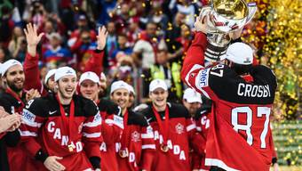 Kanada ist Eishockey-Weltmeister 2015