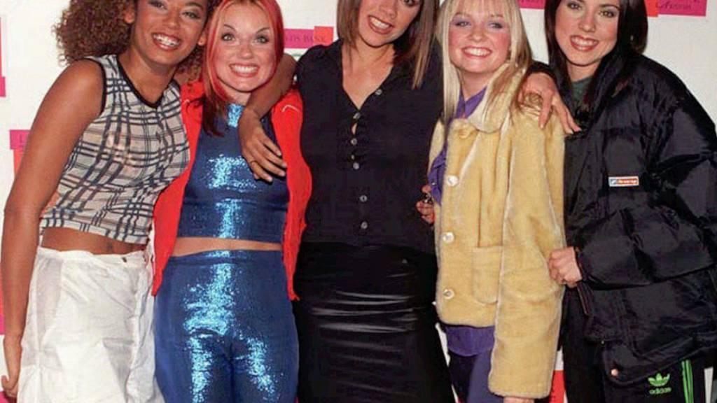 Aaaaah! Die Spice Girls kommen zurück