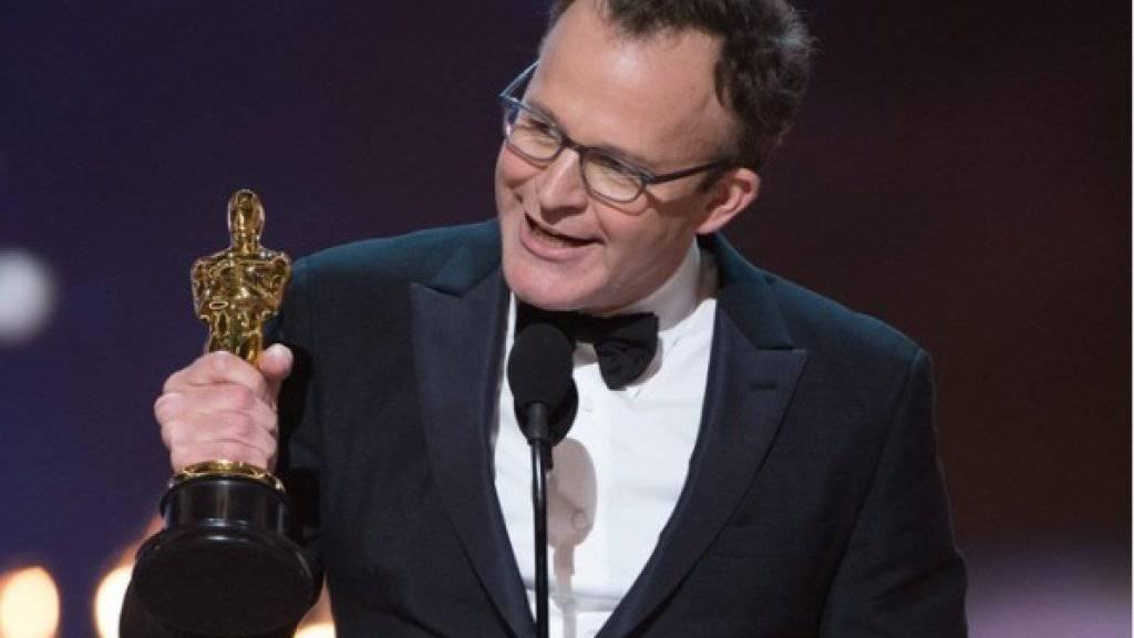Der Regisseur Tom McCarthy hat 2016 für «Spotlight» den Oscar für den besten Film erhalten (Archiv)