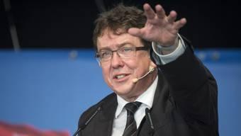 SVP-Präsident Albert Rösti. (Archivbild)