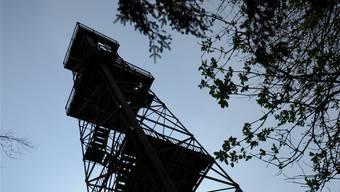 Der Maiengrünturm ist das Hägglinger Wahrzeichen.