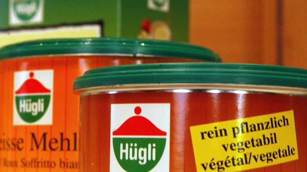 Der Nahrungsmittelproduzent Hügli muss im ersten Halbjahr einen Umsatz- und Gewinnrückgang hinnehmen. (Archiv)