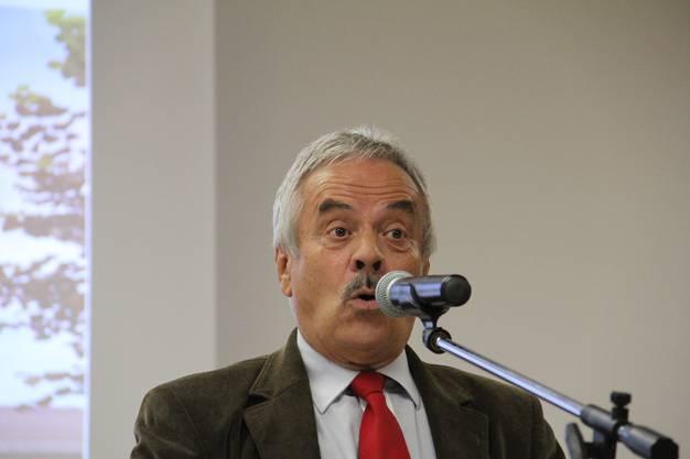 Süssbach-Verwaltungsratspräsident Rolf Alder.