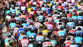 Das Giro-Feld rollt diesen Mai nicht.