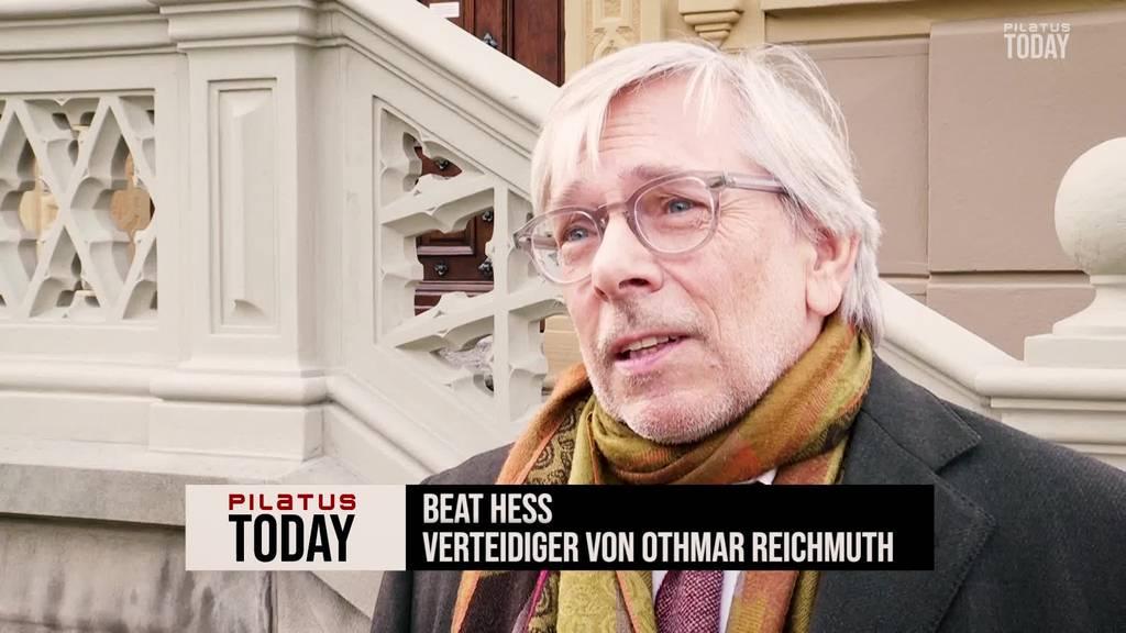 Schwyzer CVP-Ständerat Othmar Reichmuth schuldig gesprochen