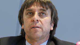 Künftiger Ex-Präsident: Thomas Grimm