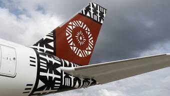 Aufgrund eines Zyklons auf den Fidschi-Inseln mussten am Samstag zahlreiche Flüge von Fiji Airways gestrichen werden. (Symbolbild)