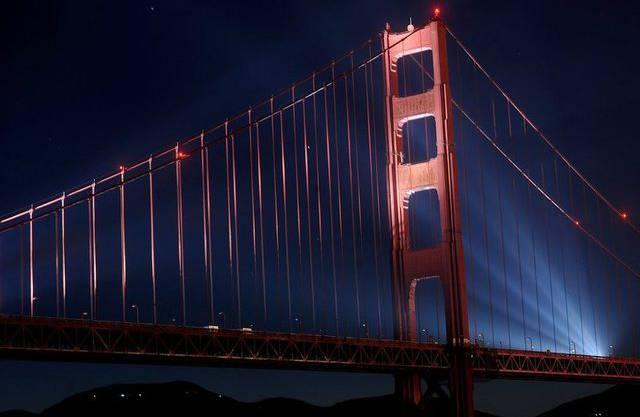 Der runde Geburtstag der Golden Gate Bridge wurde gebührend gefeiert