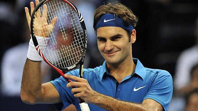 Federer trifft am Sonntag im Final auf Überraschungsmann Nishikori