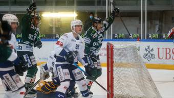 Eishockey, Swiss League, EHC Olten – HCC (03.12)