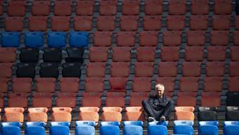 Nach der Ruhe folgt für ihn der grosse Sturm: FCB-Sportchef Ruedi Zbinden wird diverse Vertragsmodalitäten zeitnah klären müssen.