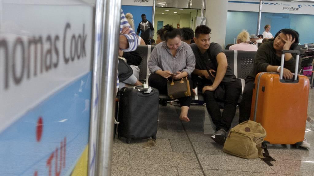 Deutschland hilft Thomas-Cook-Urlaubern mit Steuergeldern
