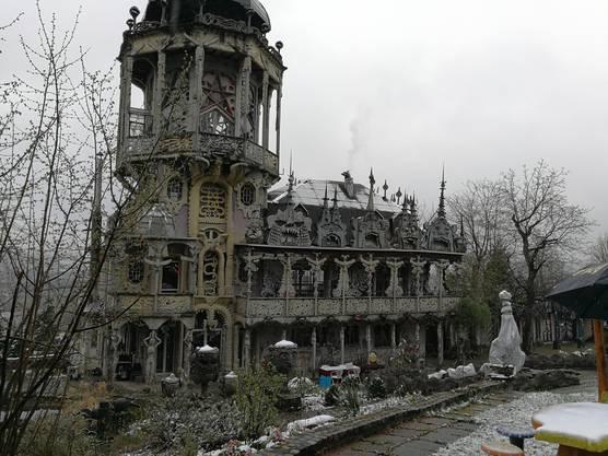 Webers fantastisches Haus