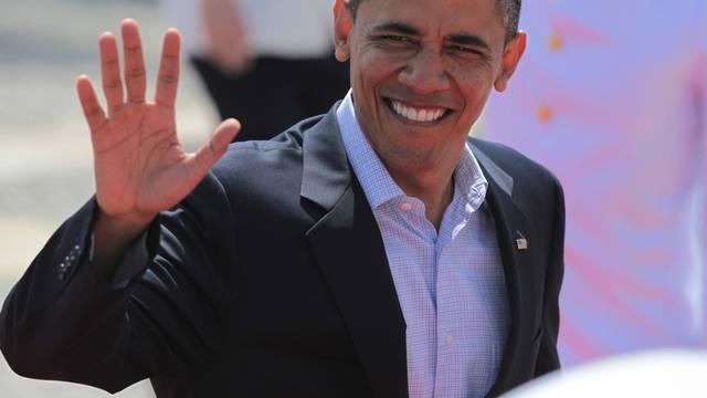 Barack Obama in Cartagena, Kolumbien