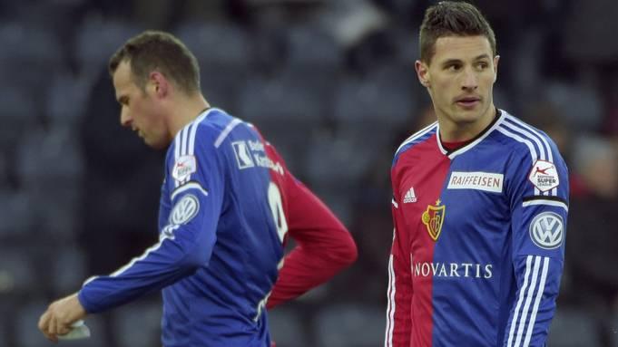 Ebenso unklar wie der Einsatz von Streller am Sonntag ist die Zukunft von Fabian Schär beim FC Basel.