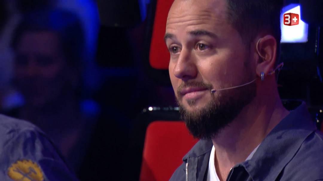 The Voice of Switzerland: Da fliessen die Tränen auch bei der Jury