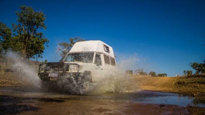 Gilt als Masterpiece für Selbstfahrer: die Gibb River Road zwischen Derby und Kununurra. Foto: Chris Iseli