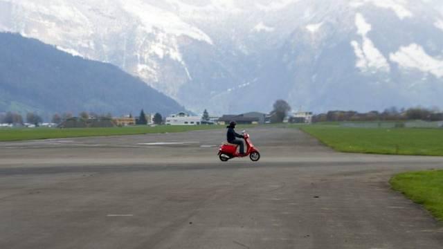 Soll nach Militär-Abzug zivil genutzt werden: Flugplatz Buochs NW