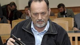 Gerd Honsik wurde vorzeitig auf Bewährung entlassen (Archiv)