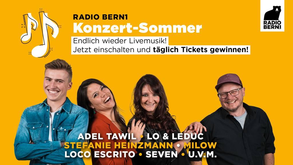 RADIO BERN1 Konzert-Sommer