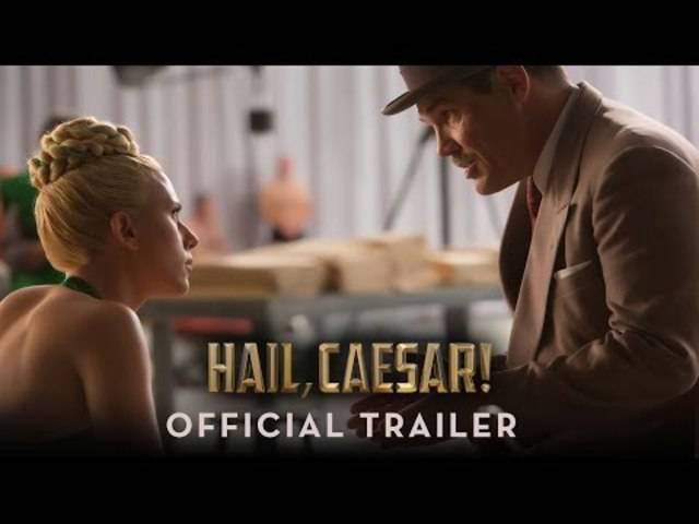 "Trailer zu ""Hail, Caesar!"""