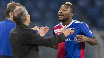 FC Basel - FC Luzern (26.09.18)