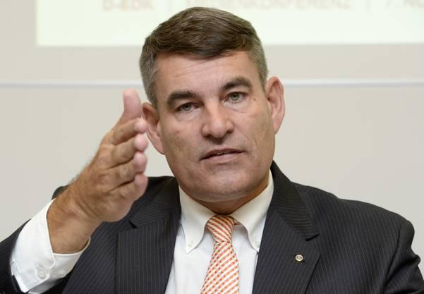 Christian Amsler (1963*), FDP.
