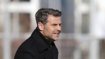 Sven Christ war zuvor beim FC Aarau Trainer