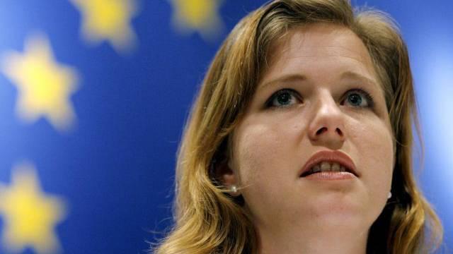 Christa Markwalder gibt Nebs-Präsidium ab (Archiv)