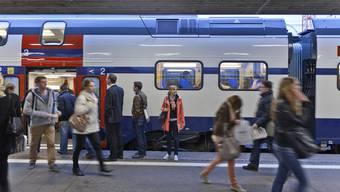 Projekt bei der SBB: Lokführer sollen immer punktgenau bremsen.