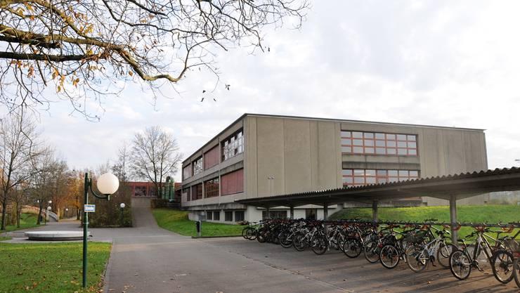 Die Bezirksschule in Klingnau. Ob sie hier bleibt, ist ungewiss.