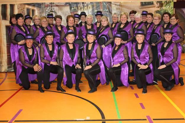 Solothurner Gymnastikgruppe Frauen