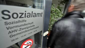 Im Bezirk Rheinfelden lag die Sozialhilfequote im letzten Jahr bei 2,3 Prozent, im Bezirk Laufenburg bei 1,8 Prozent.