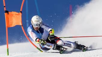 Cédric Noger schafft eine Premiere und gewinnt sein erstes Europacup-Rennen