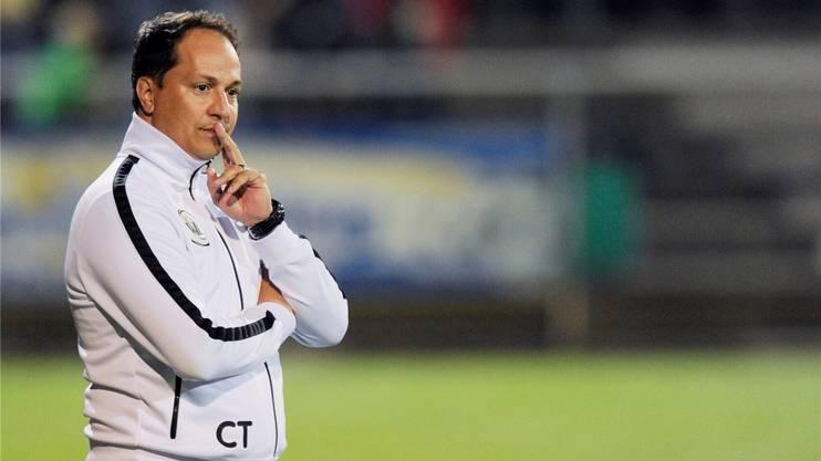 Wohlens Trainer Francesco Gabriele muss viel Fingerspitzengefühl beweisen.