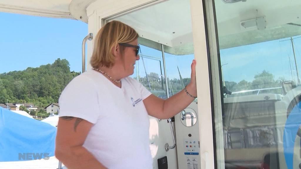 Hochwasser vermiest Geschäft für Motorbootschulen: Fahrerlehrerin hat grosse Verluste wegen Schifffahrtsverbot