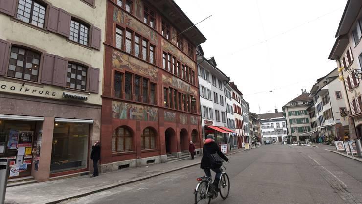 Der Uni-Standort Liestal wurde nicht ernsthaft erwogen.