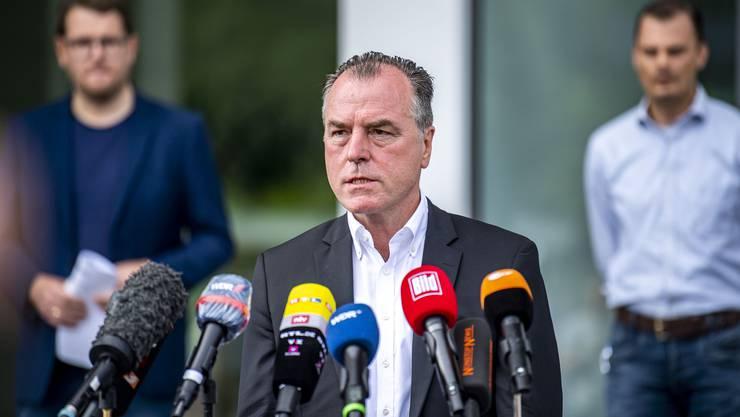 Clemens Tönnies äussert sich zu Vorwürfen gegen ihn.