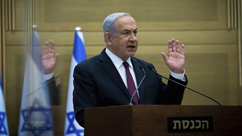 Netanjahu: Bau von 800 Siedlerwohnungen im Westjordanland