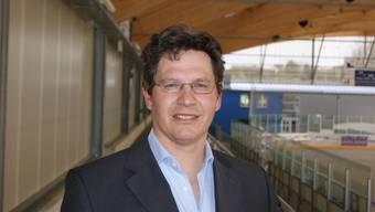 EHC Urdorf-Präsident Thomas Leimgruber.