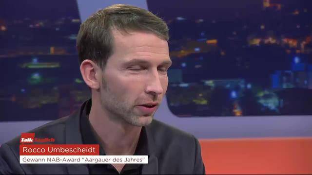 Rocco Umbescheidt: Aargauer des Jahres 2015
