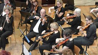 Das Stadtorchester überzeugte. (Archiv)