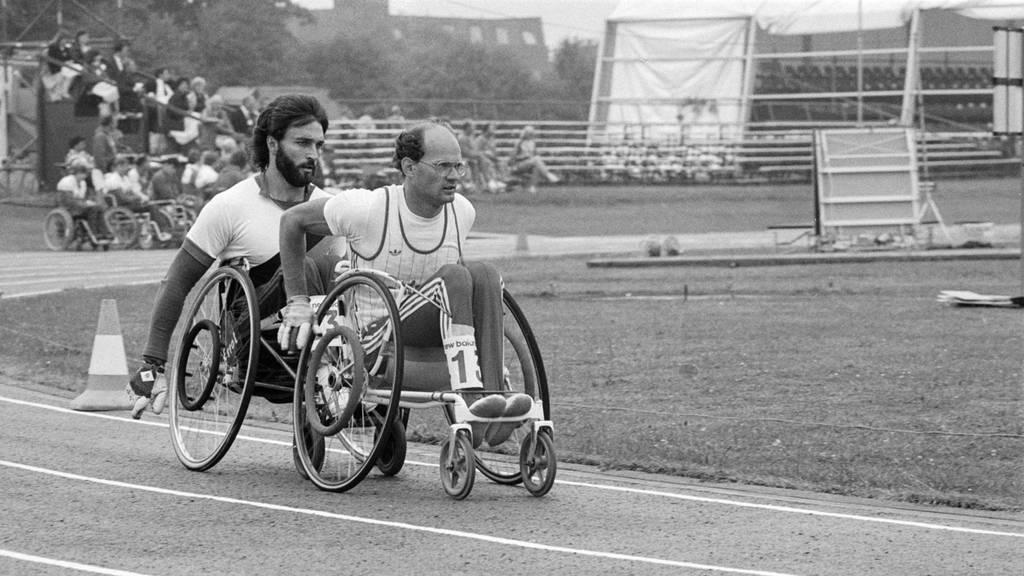 Heinz Frei - Paralympics