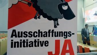 Vorlagen wie die Ausschaffungsinitiative verletzen Völkerrecht