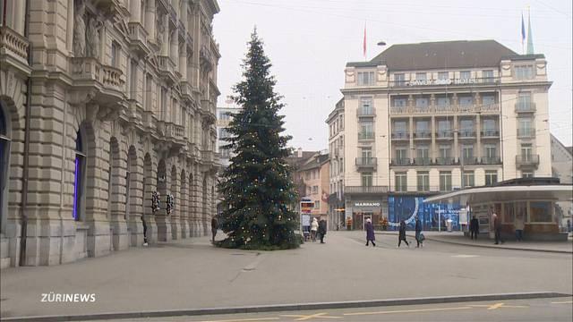 Weihnachten im Januar?