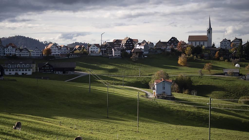 Der Tourismus ist in Appenzell Ausserrhoden ein wichtiger Wirtschaftsfaktor, von dem rund 800 Arbeitsplätze direkt oder indirekt abhängen. (Symbolbild)
