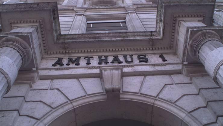 Das Amtsgericht Bucheggberg-Wasseramt tagt im Amtshaus 1 in Solothurn. (Archivbild)