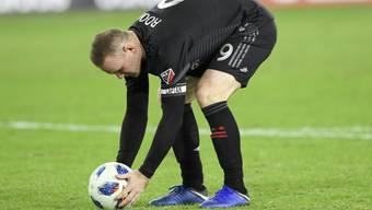 Wayne Rooney schnürt noch einmal die Schuhe für England