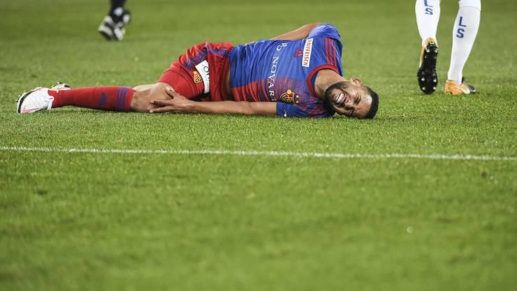 Jorge fällt gegen Lugano aus.