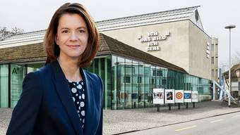 Ab Juli 2020 neue Direktorin des Aargauer Kunsthaus: Kunsthistorikerin Katharina Amman.